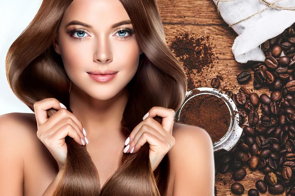 علاج الشعر بالقهوة والزنجبيل