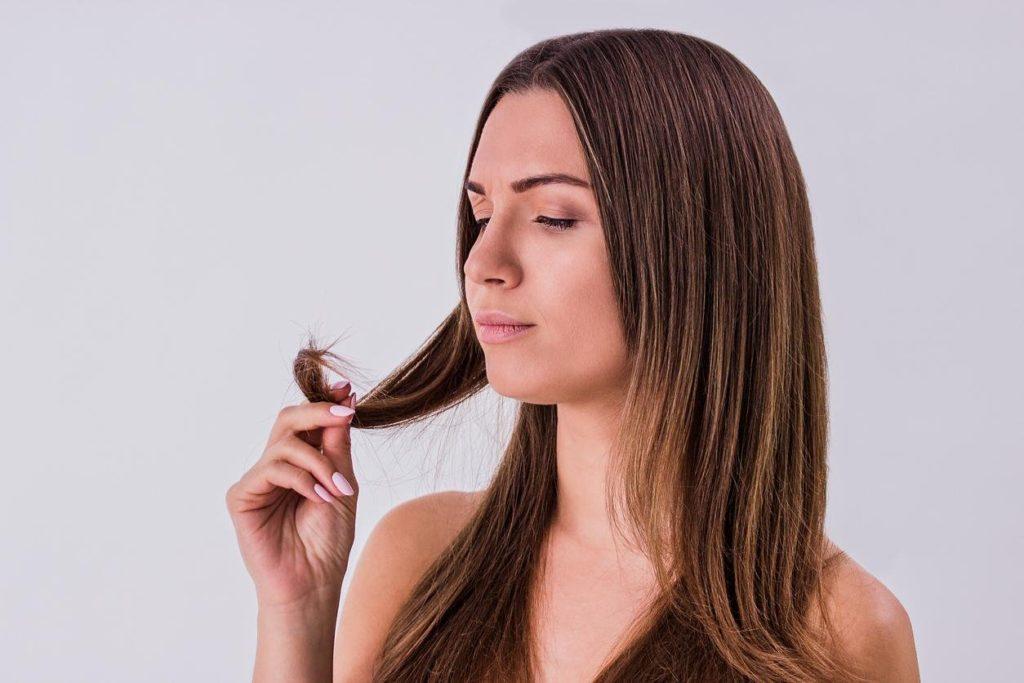 علاج تساقط الشعر المصبوغ
