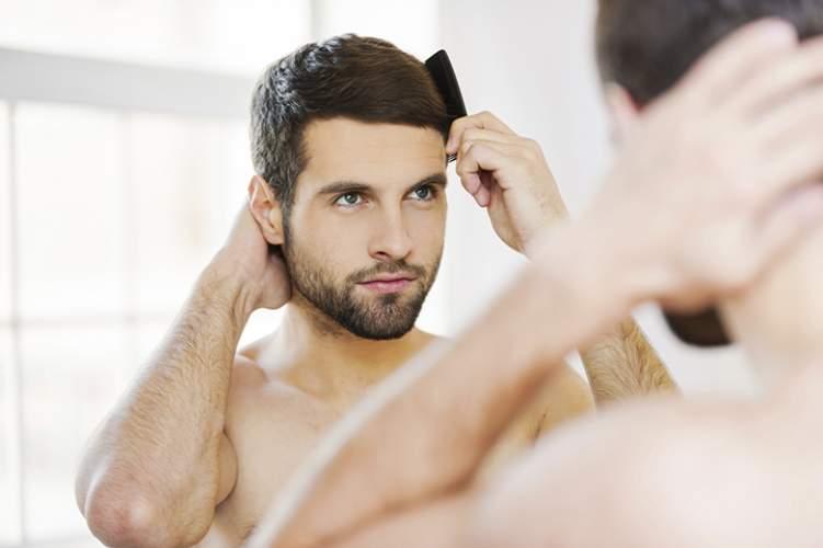 علاج تقصف الشعر عند الرجال