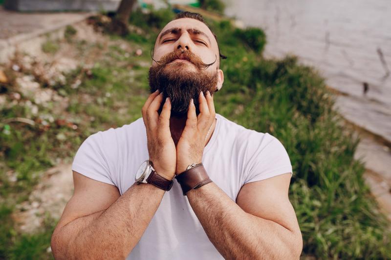 علاج تقصف شعر اللحية