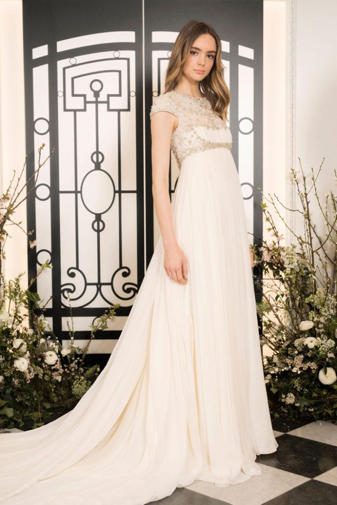 فستان زفاف جيني باكهام Jenny Packham