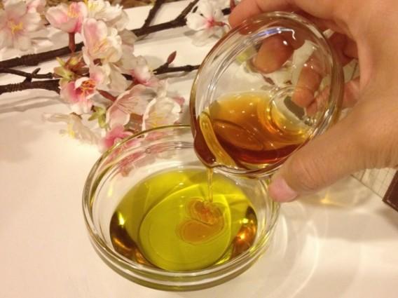 قناع زيت الزيتون والعسل