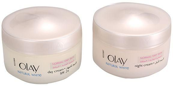 كريم اولاي Olay Natural White Day Cream