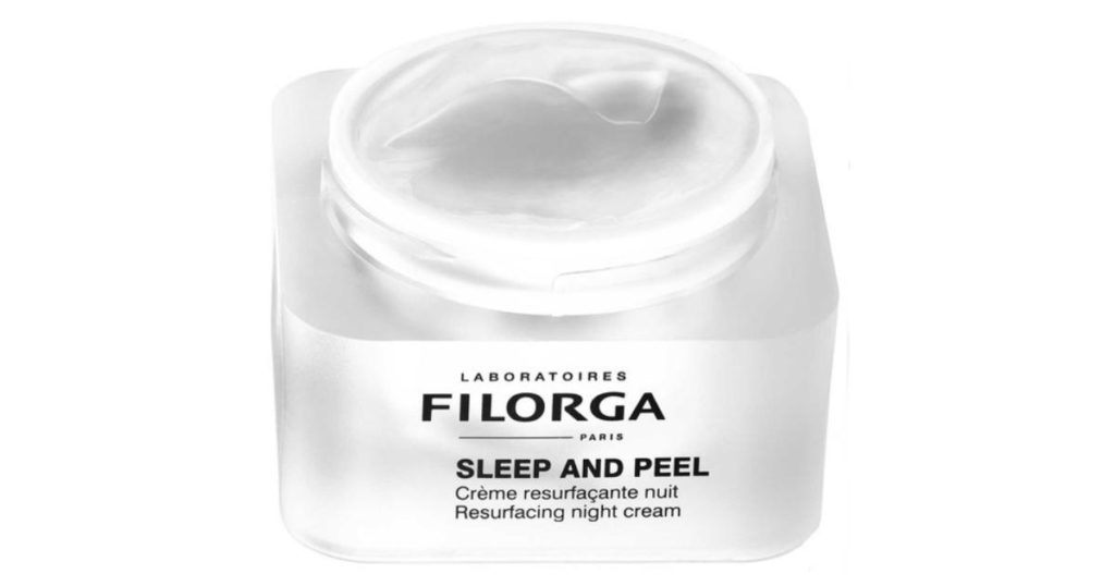 كريم filorga sleep and peel