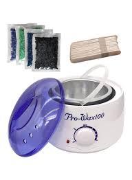 كيفية استخدام جهاز الشمع لازالة الشعر