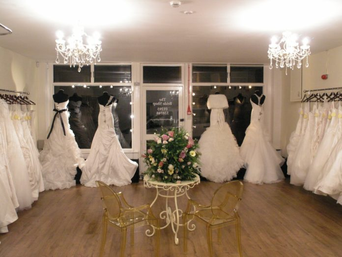 محلات فساتين زفاف في الطائف