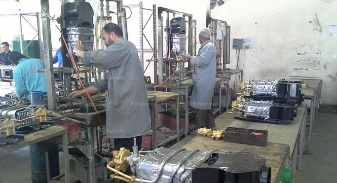 مصنع رخام صناعي