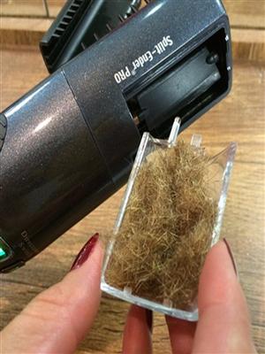 معالجة تقصف الشعر