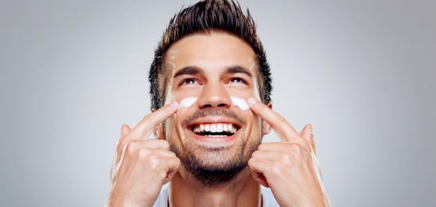 تبييض الوجه بسرعة فائقة للرجال