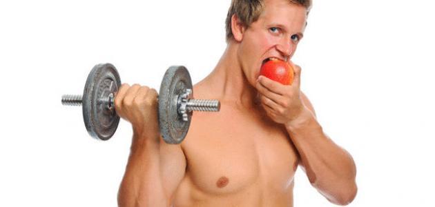 تزويد العضلات