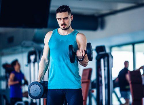 تمرين العضلة ثلاثية الرؤوس Triceps