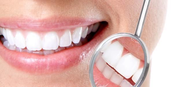 تنظيف الاسنان بدون فرشاة