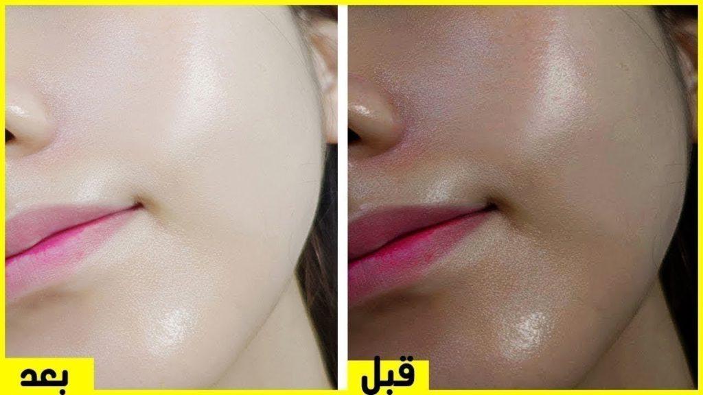 خلطات تبيض الوجه في ثلاث ايام