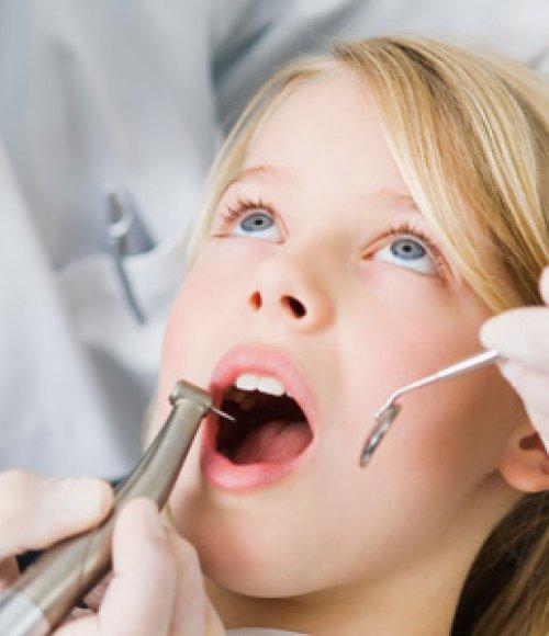 صحة الأسنان عند الأطفال