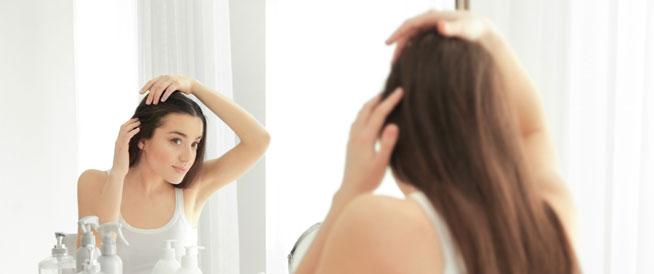 طبيعة نمو الشعر