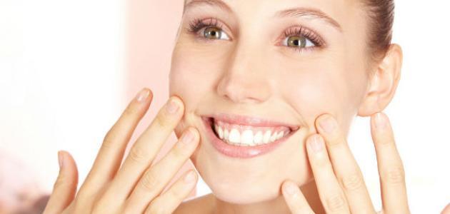 علاج السواد حول الفم بالليزر