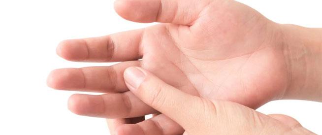 علاج تورم الاصابع بالاعشاب