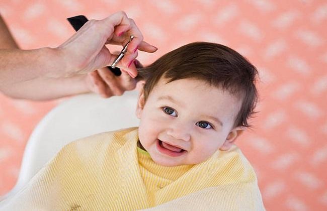 علاج شعر الاطفال