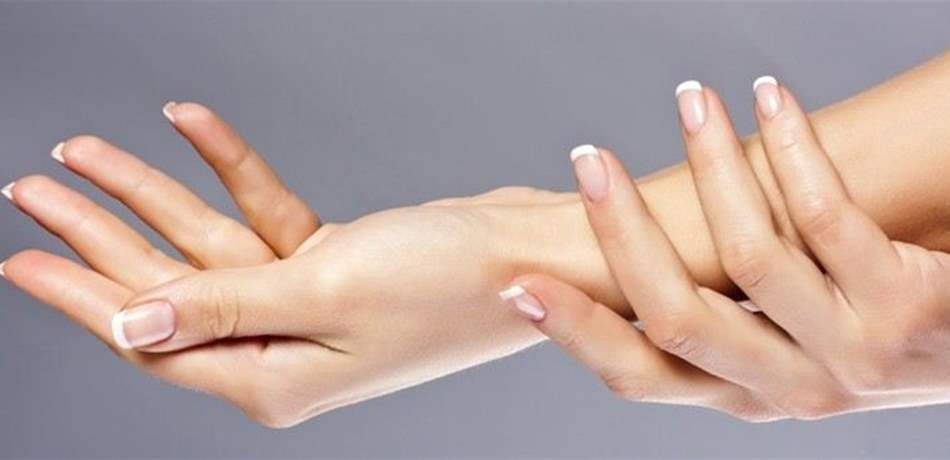 فيلر الاصابع