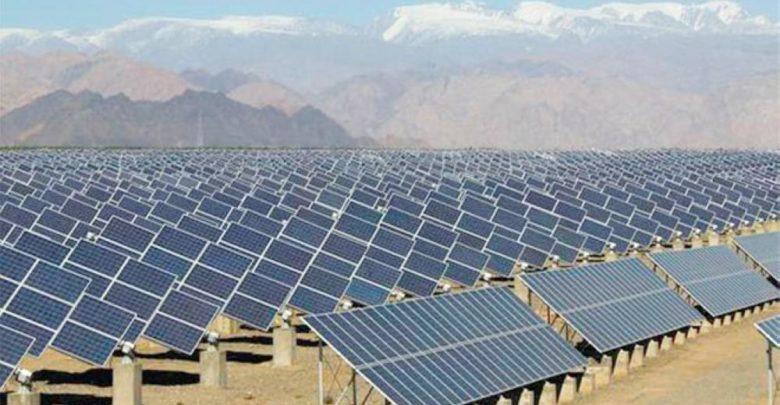 مشاريع الطاقة المتجددة في السعودية