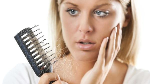 موسم تساقط الشعر
