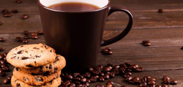 وصفة القهوة والزيوت النباتية