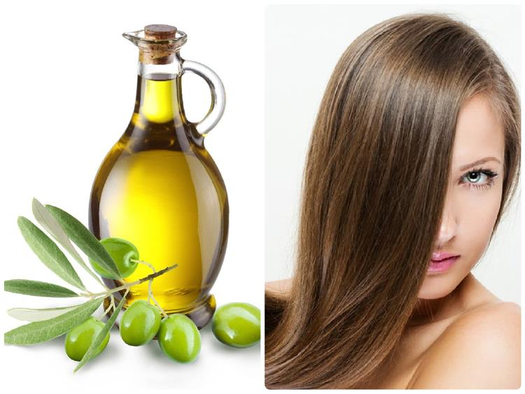 وصفة زيت الزيتون والعسل لتطويل الشعر