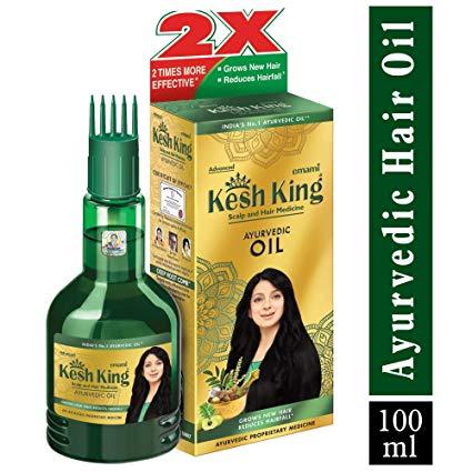 KESH KING HERBAL AYURVEDIC HAIR OIL