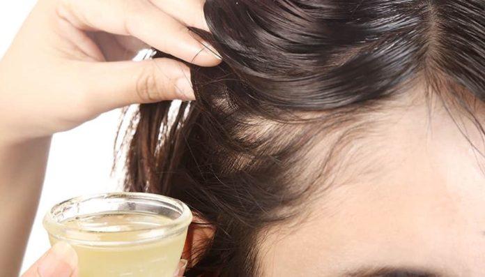 زيت الخروع لتطويل الشعر
