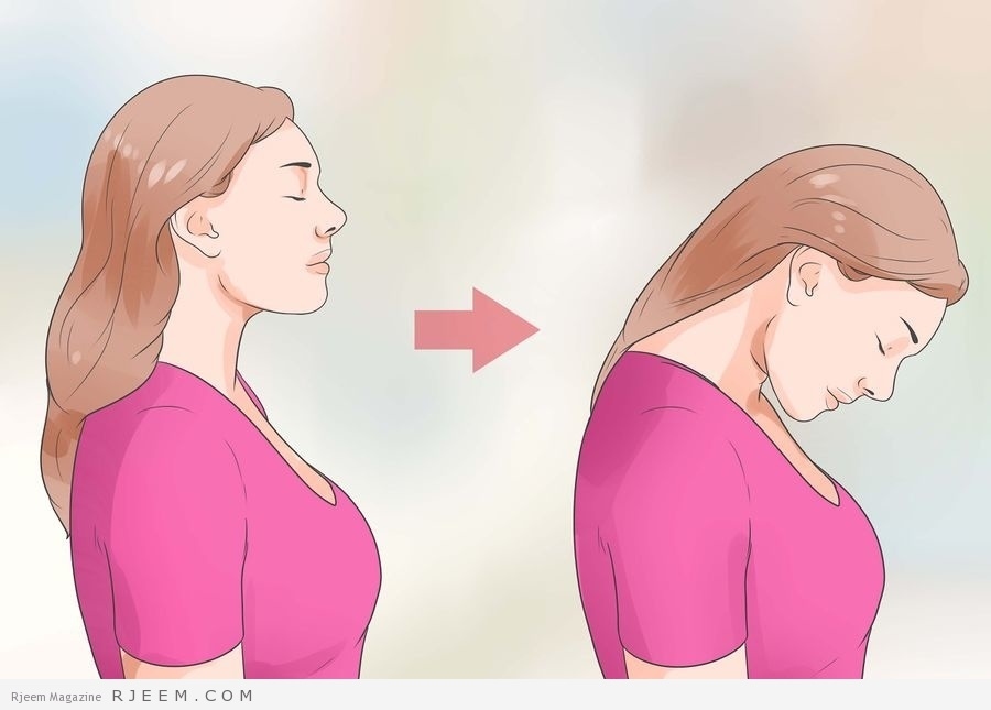 علاج الرقبة المتشنجة