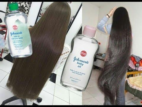 علاج تساقط الشعر الدهني بالزيوت