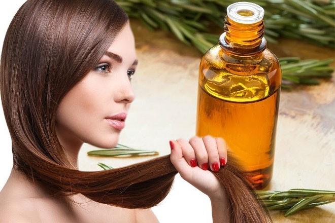 علاج تساقط الشعر بالزيوت