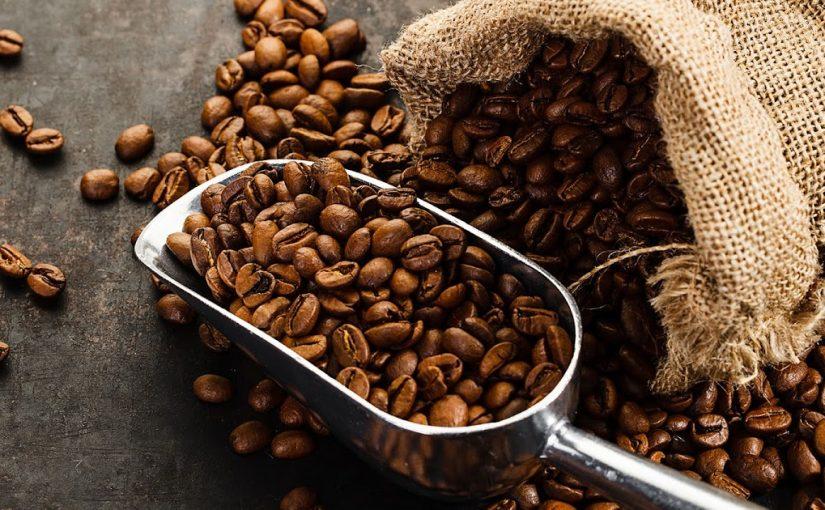 قشور القهوة
