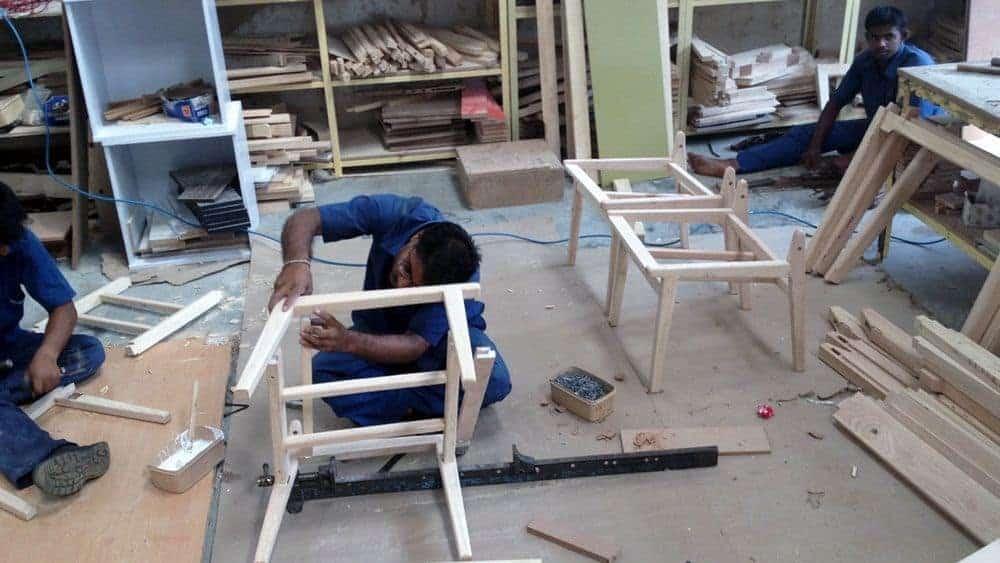 دراسة جدوى مصنع اثاث خشبي