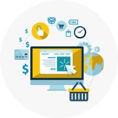 المنصات التي توفر خدمة انشاء متاجر الكترونية