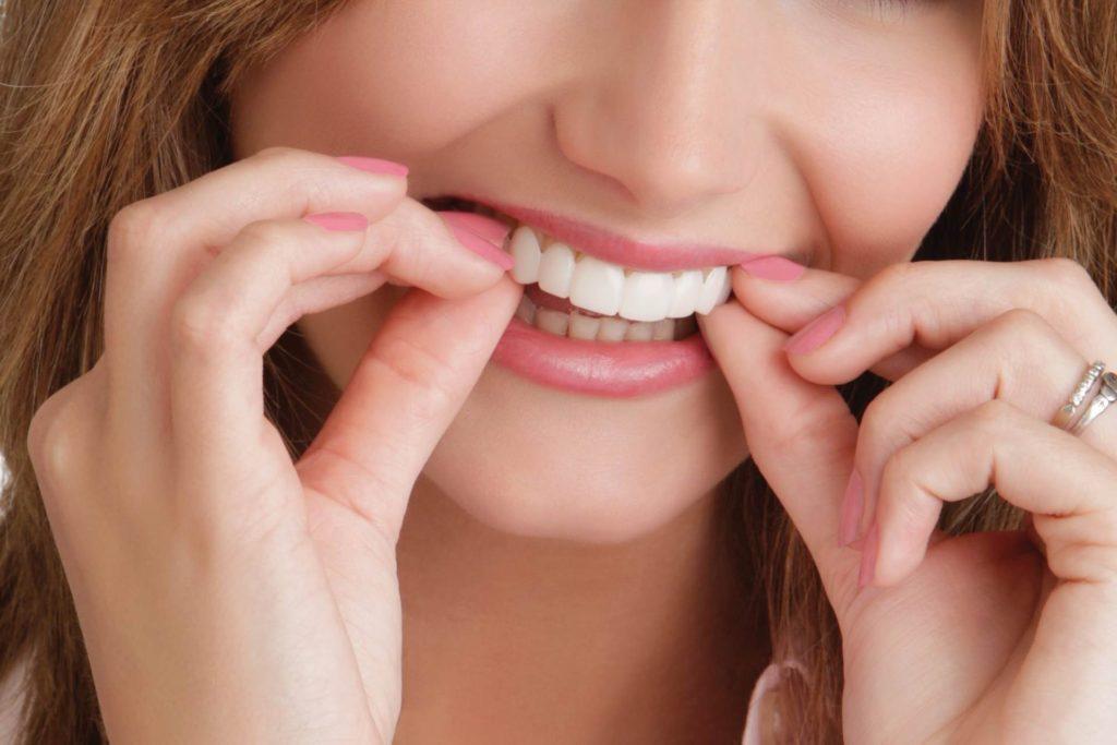 انواع تركيب الاسنان