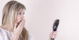 فيتامين لتساقط شعر الاطفال