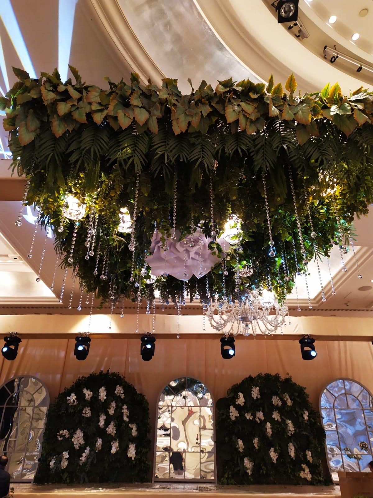 اسعار تنظيم حفلات الزفاف