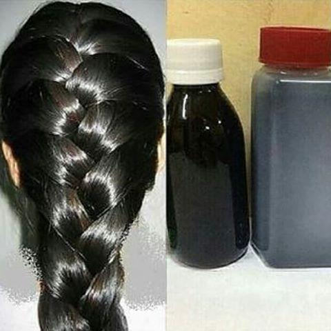 طريقة استخدام زيت الحشيش لتساقط الشعر
