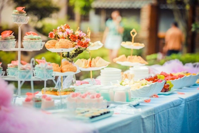 وصف حفل زفاف