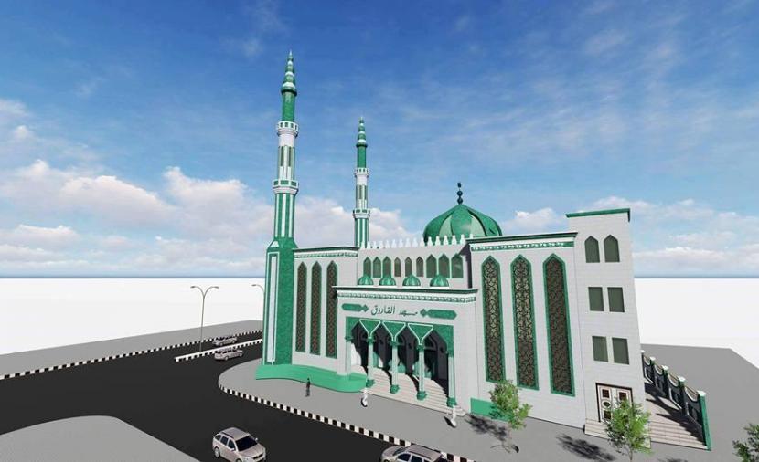 اشتراطات بناء المساجد في السعودية