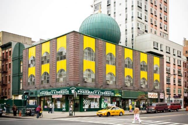 تكلفة بناء مسجد صغير