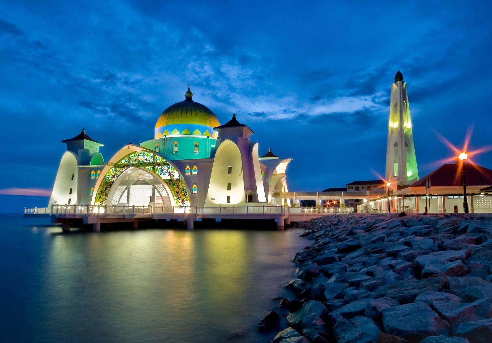 ثواب المساهمة في بناء مسجد