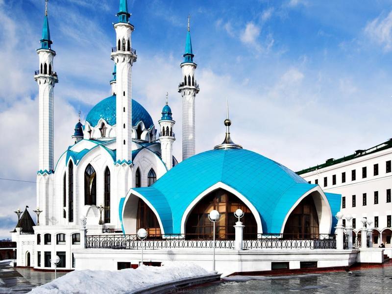 شروط بناء المساجد