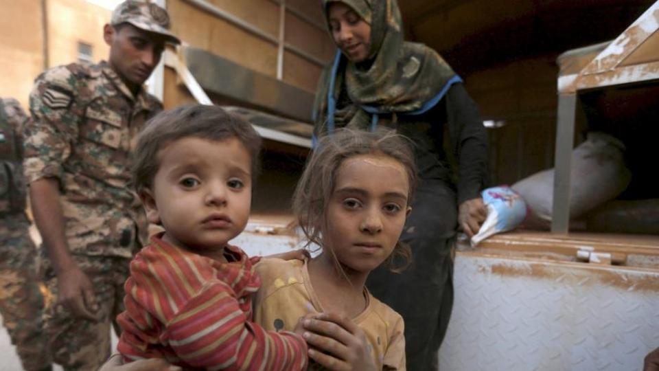 كيف اكفل أيتام سوريين