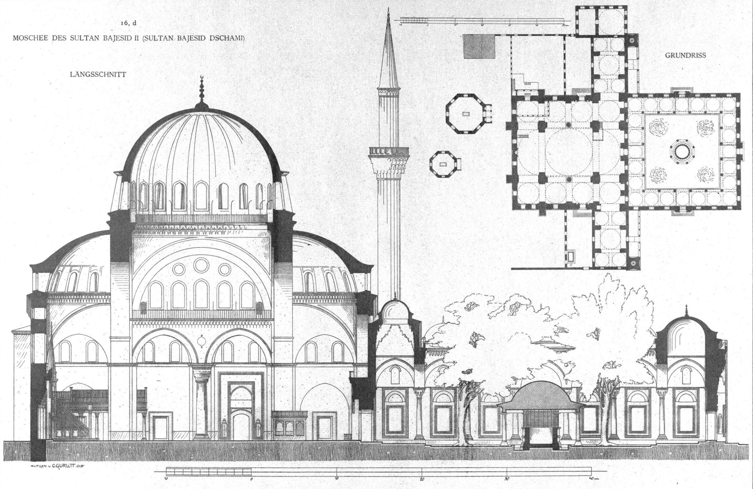 مواصفات بناء المساجد