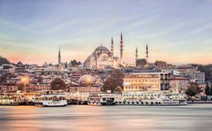 شهر العسل في تركيا في ديسمبر