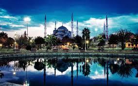 جزر تركيا لشهر العسل