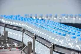 تصنيع زجاجات المياه المعدنية