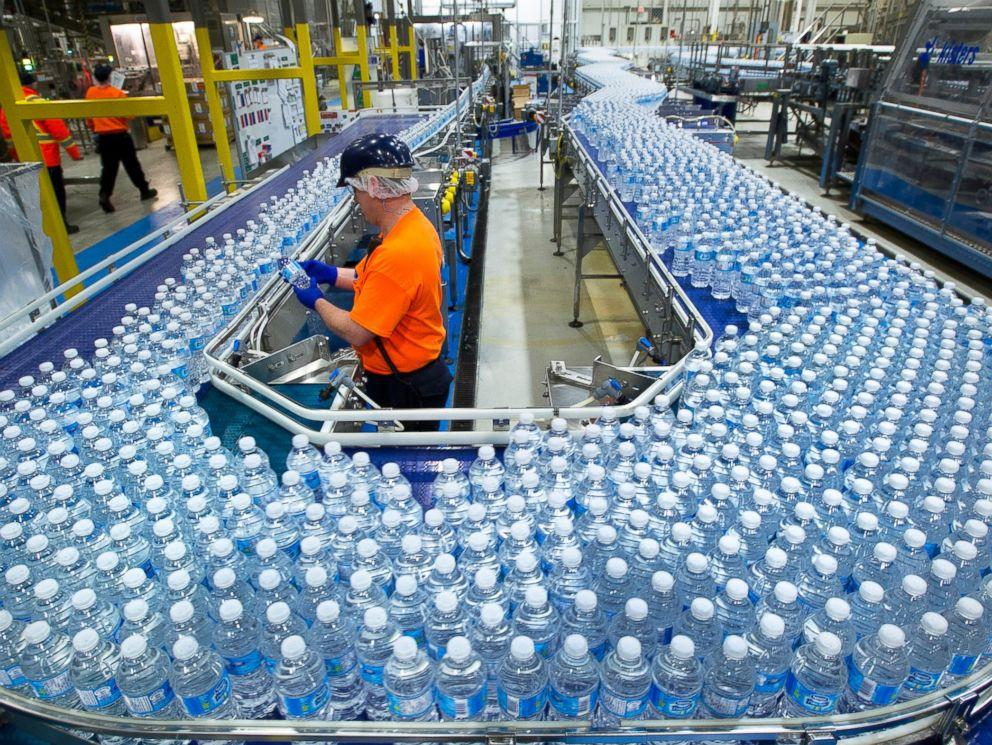 تكلفة مصنع مياه معدنية في السعودية